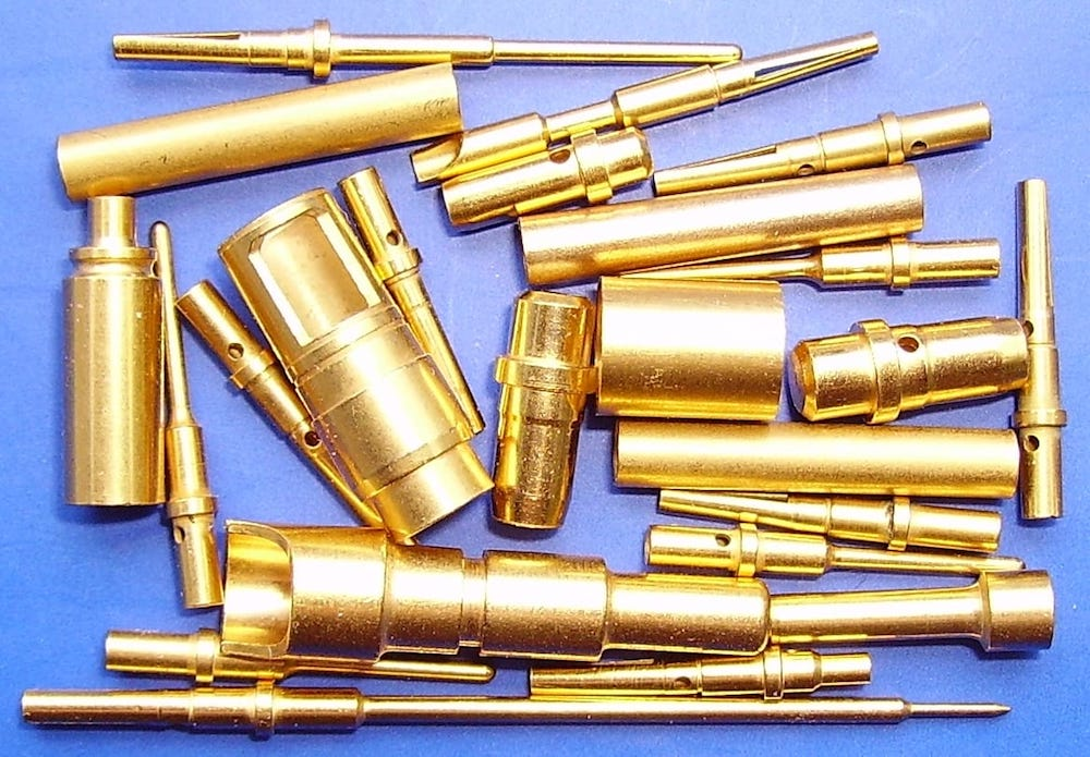 Gold Plating - Industrial