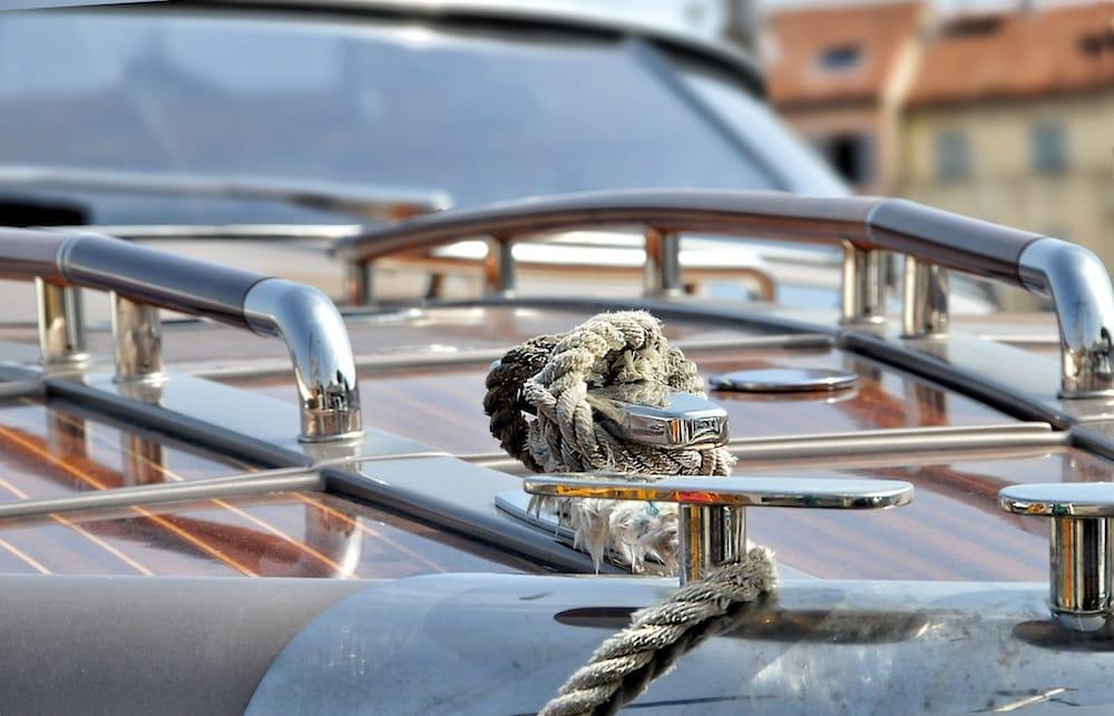 Corroded Boat Parts-MARINE