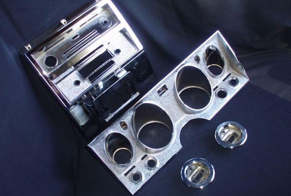 Electro-Plating Plastic Car Parts