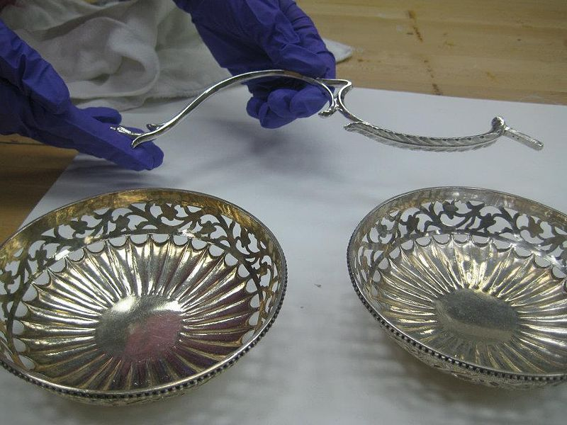 Silverware, Brassware, Jewellery Restoration